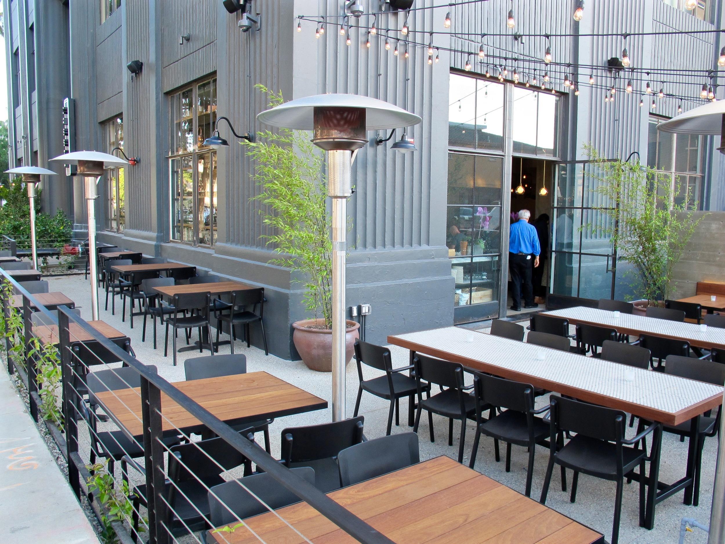 Cassia Los Angeles restaurant