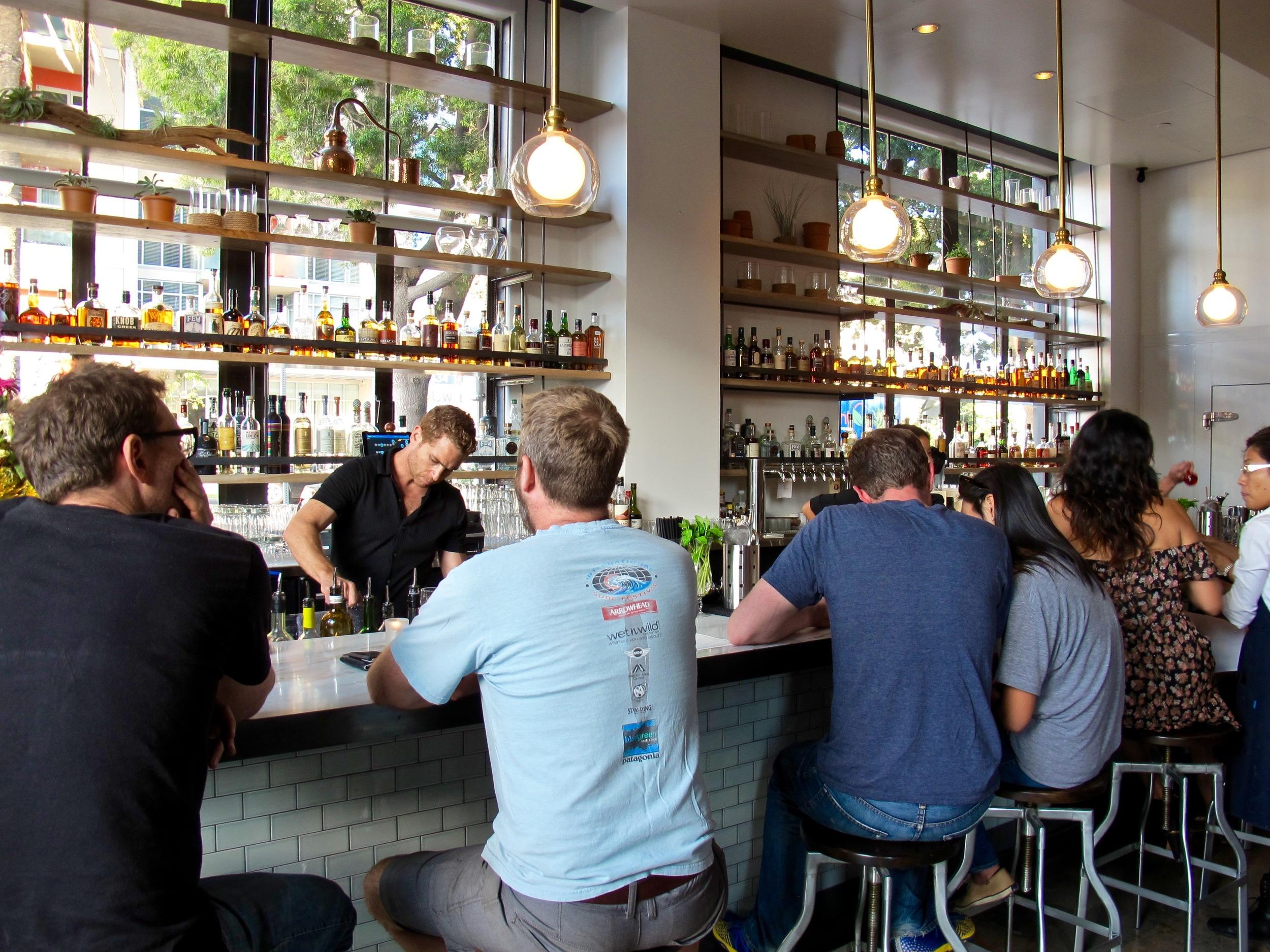 Cassia bar Santa Monica
