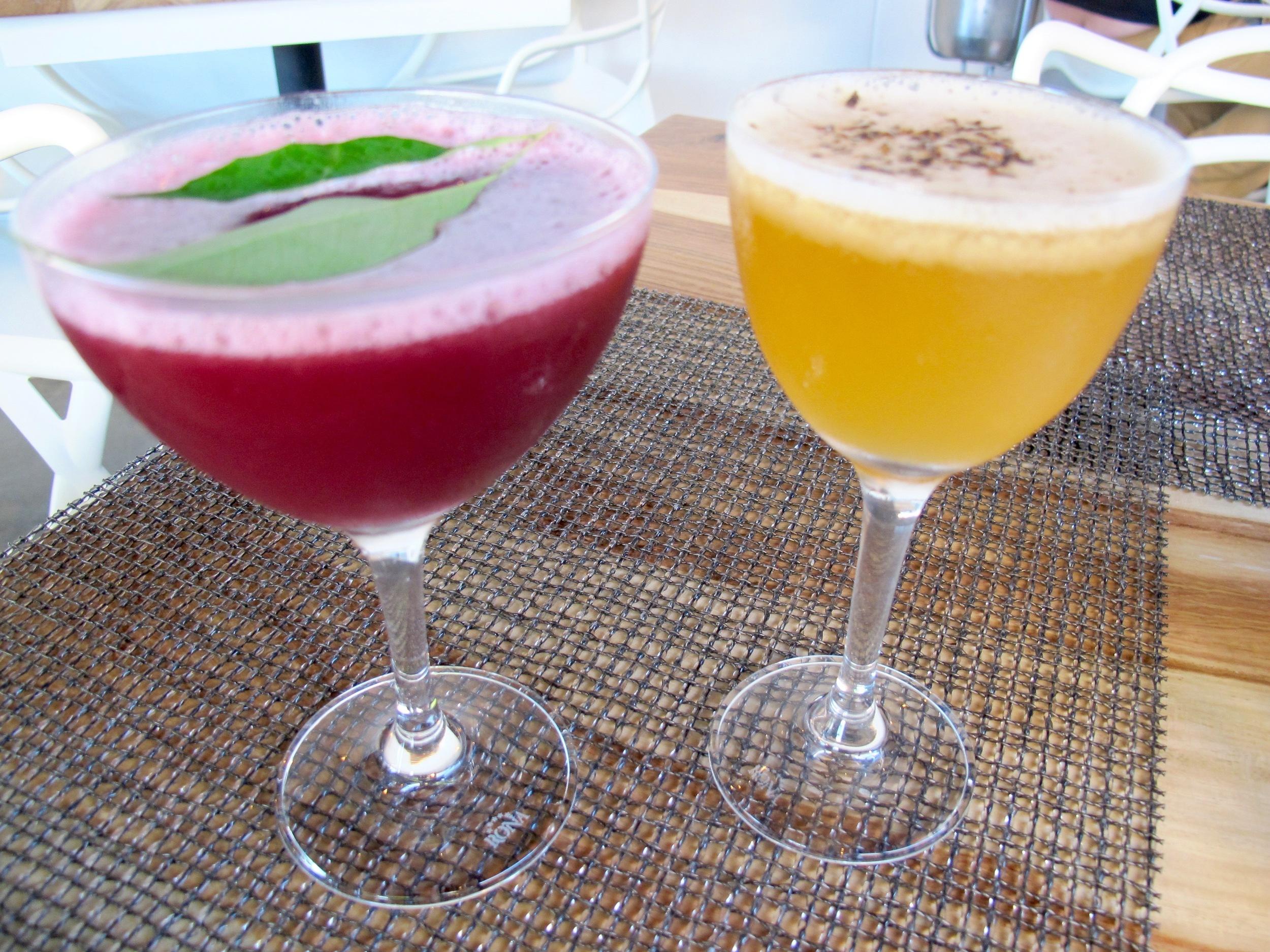 Akasha cocktails