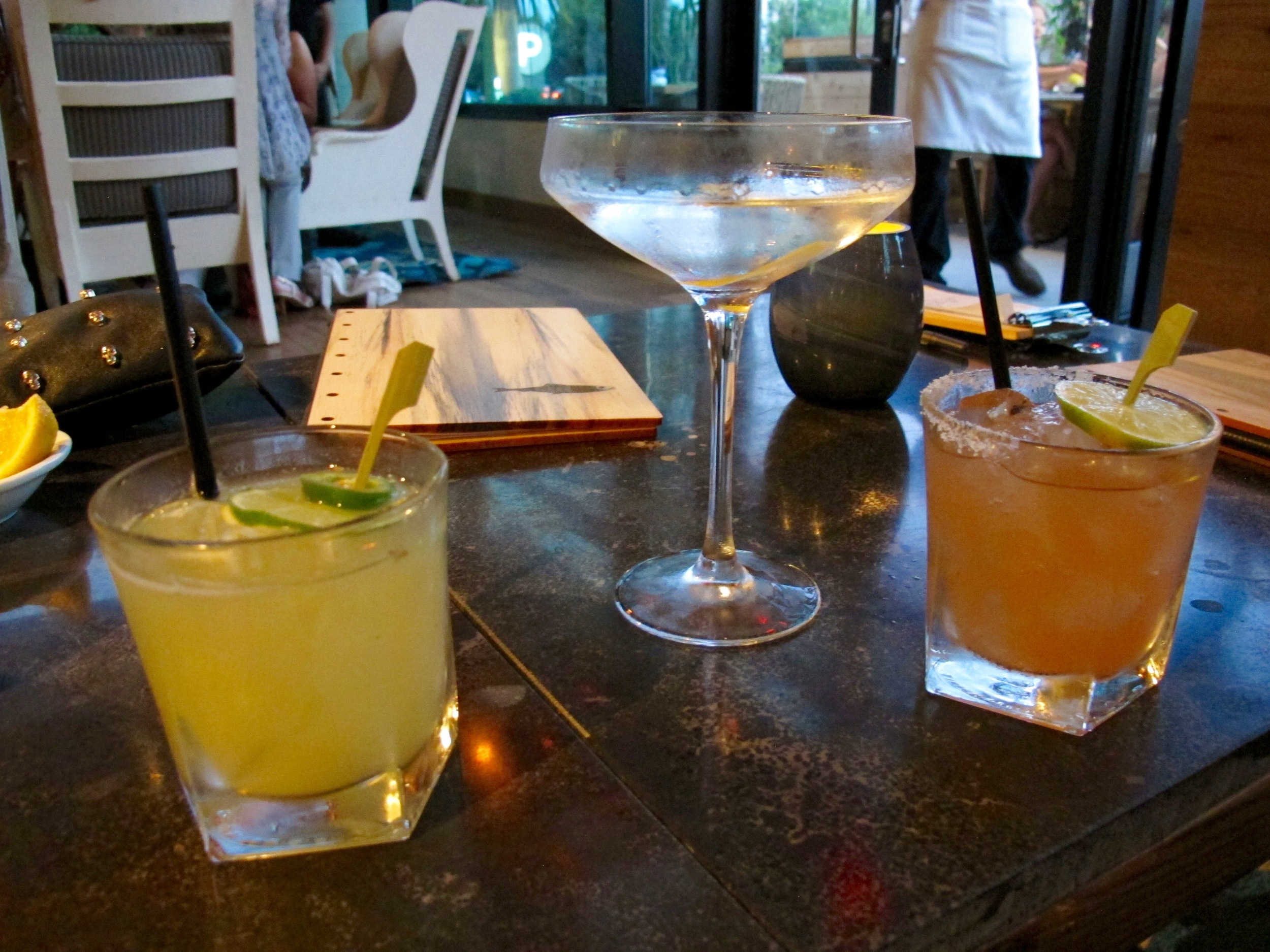 Herringbone Santa Monica — Tasting Page