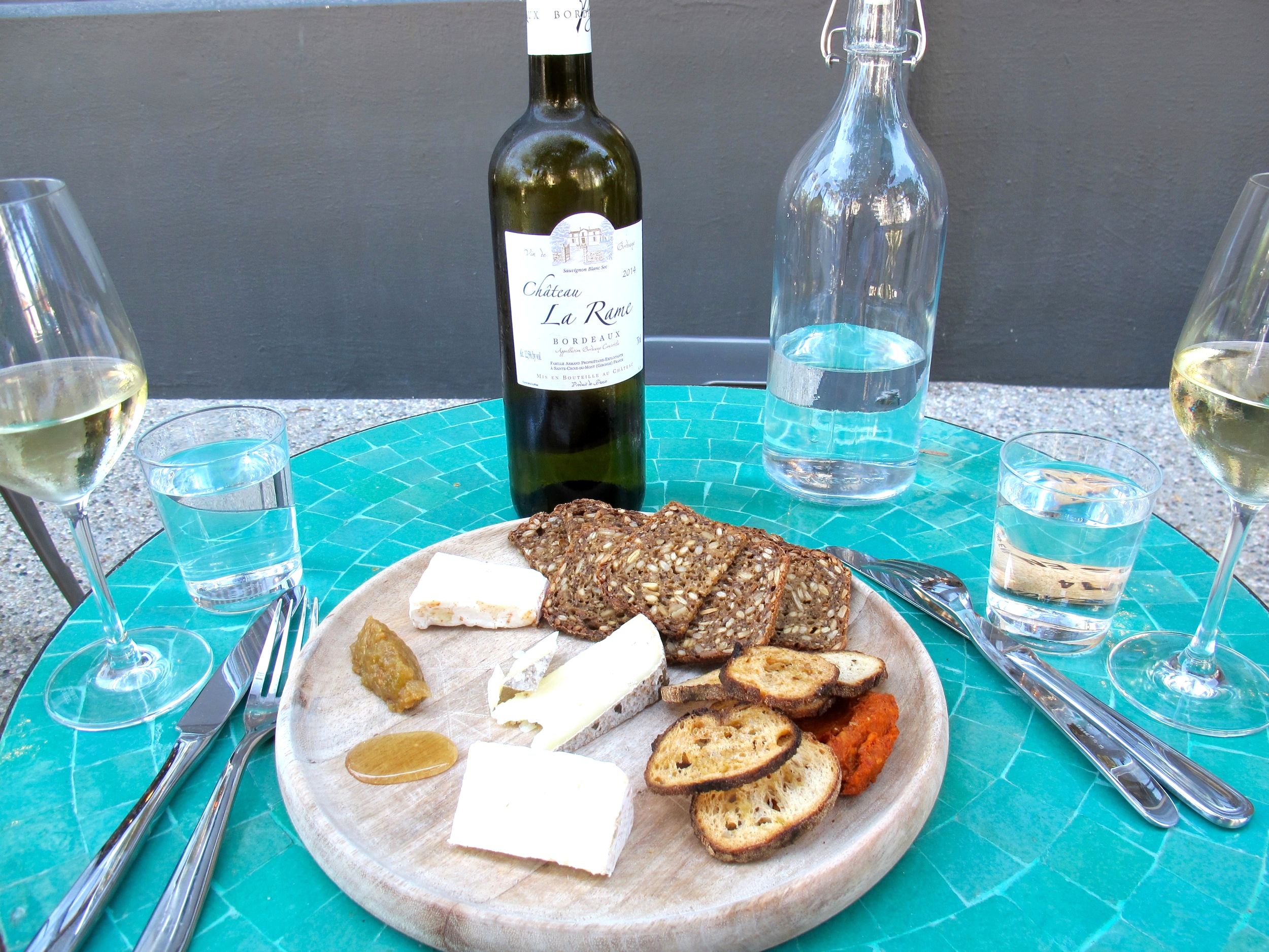 Esters Wine Shop Cheese Plate