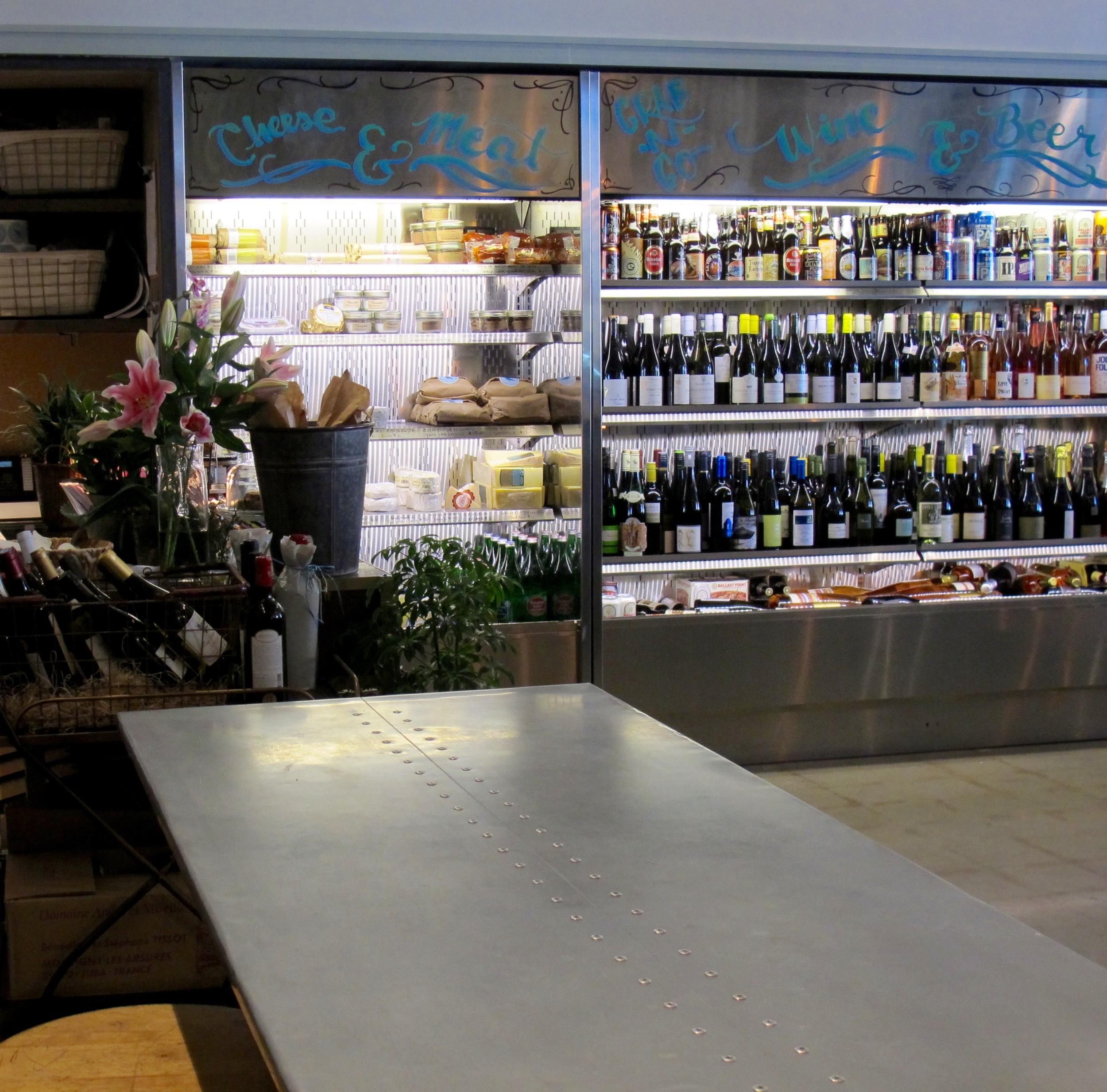 Esters Wine Bar Santa Monica