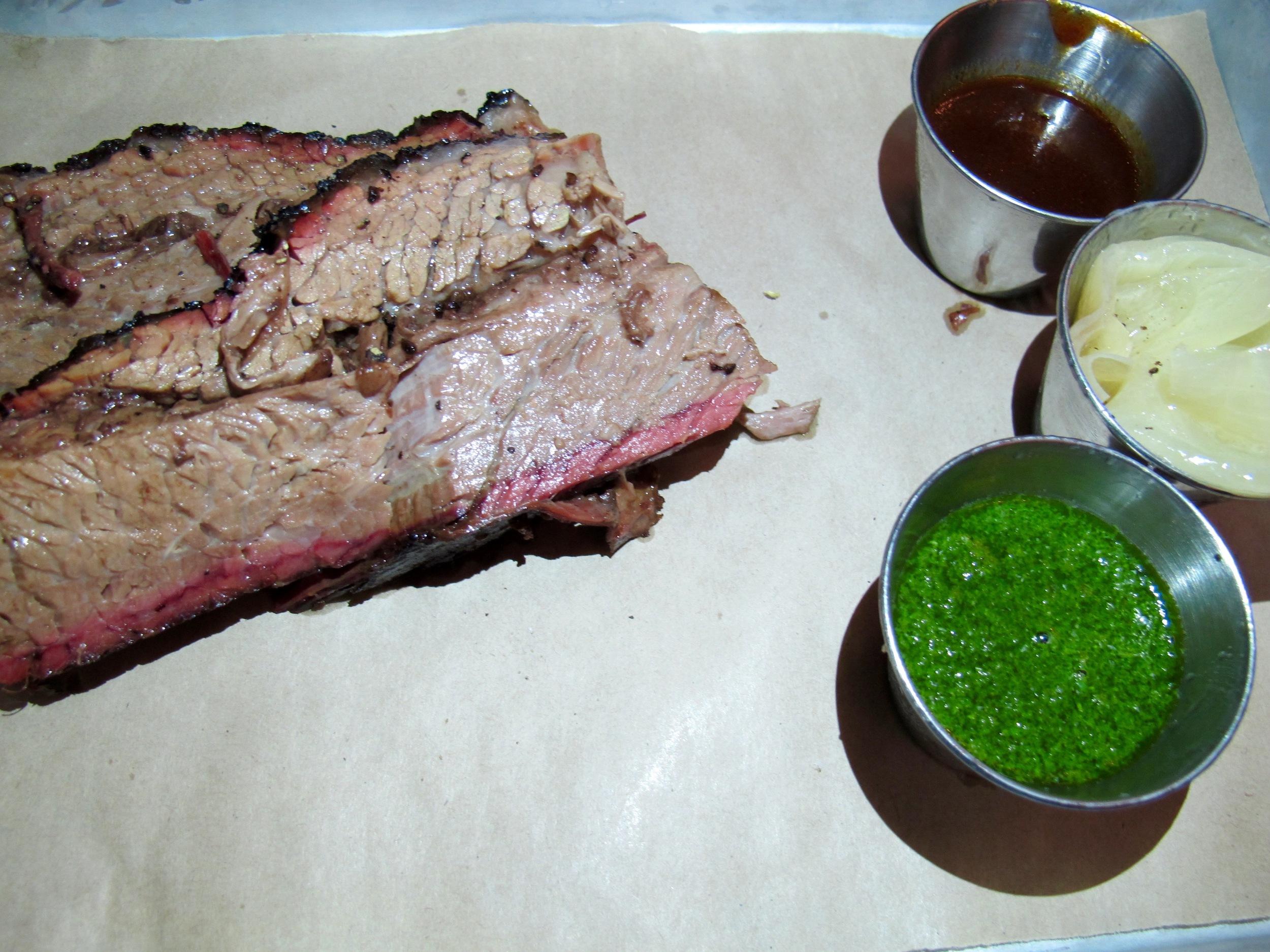 Maple Block Meat Co best brisket