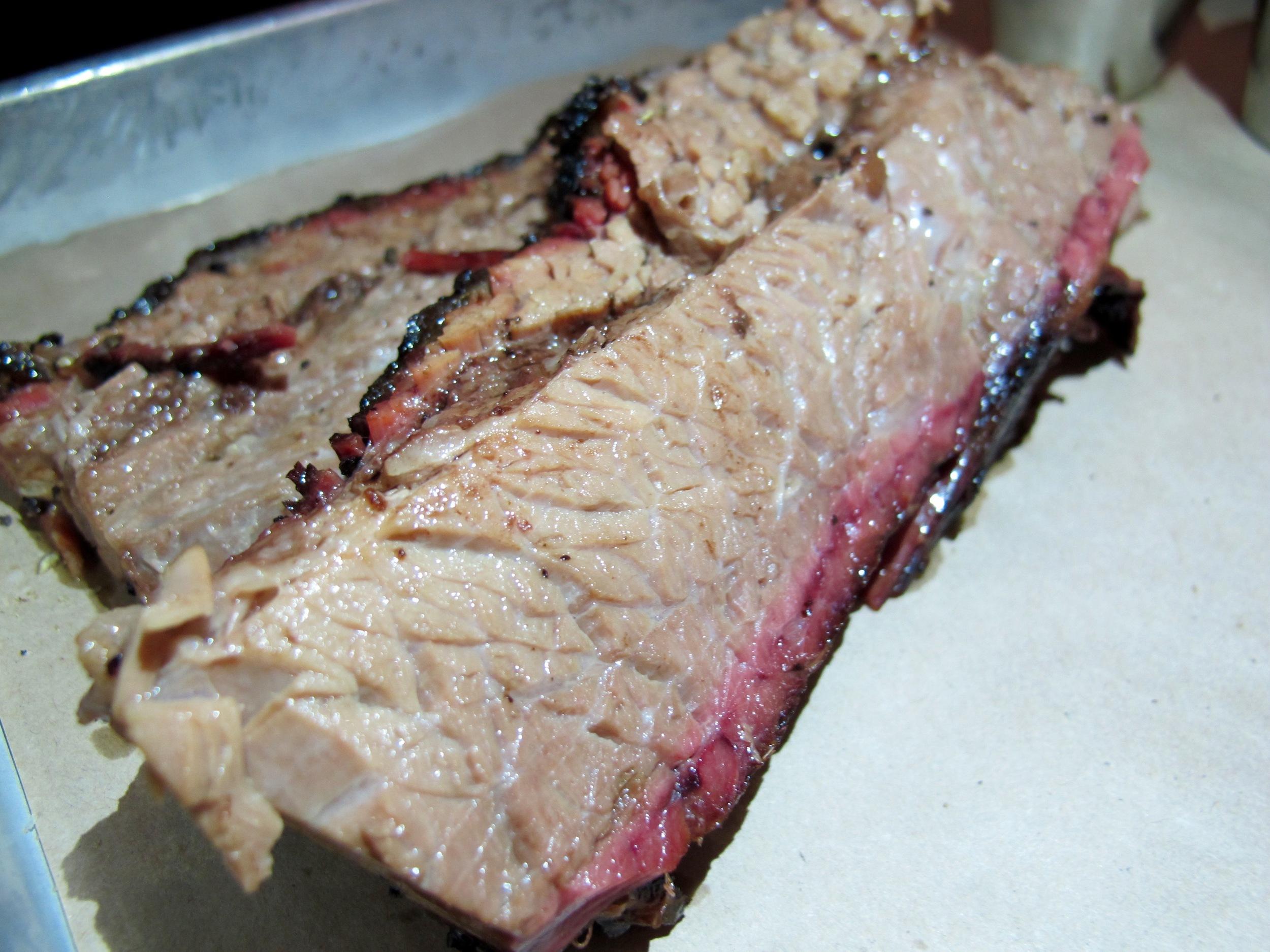 Maple Block Meat Co best brisket in CA