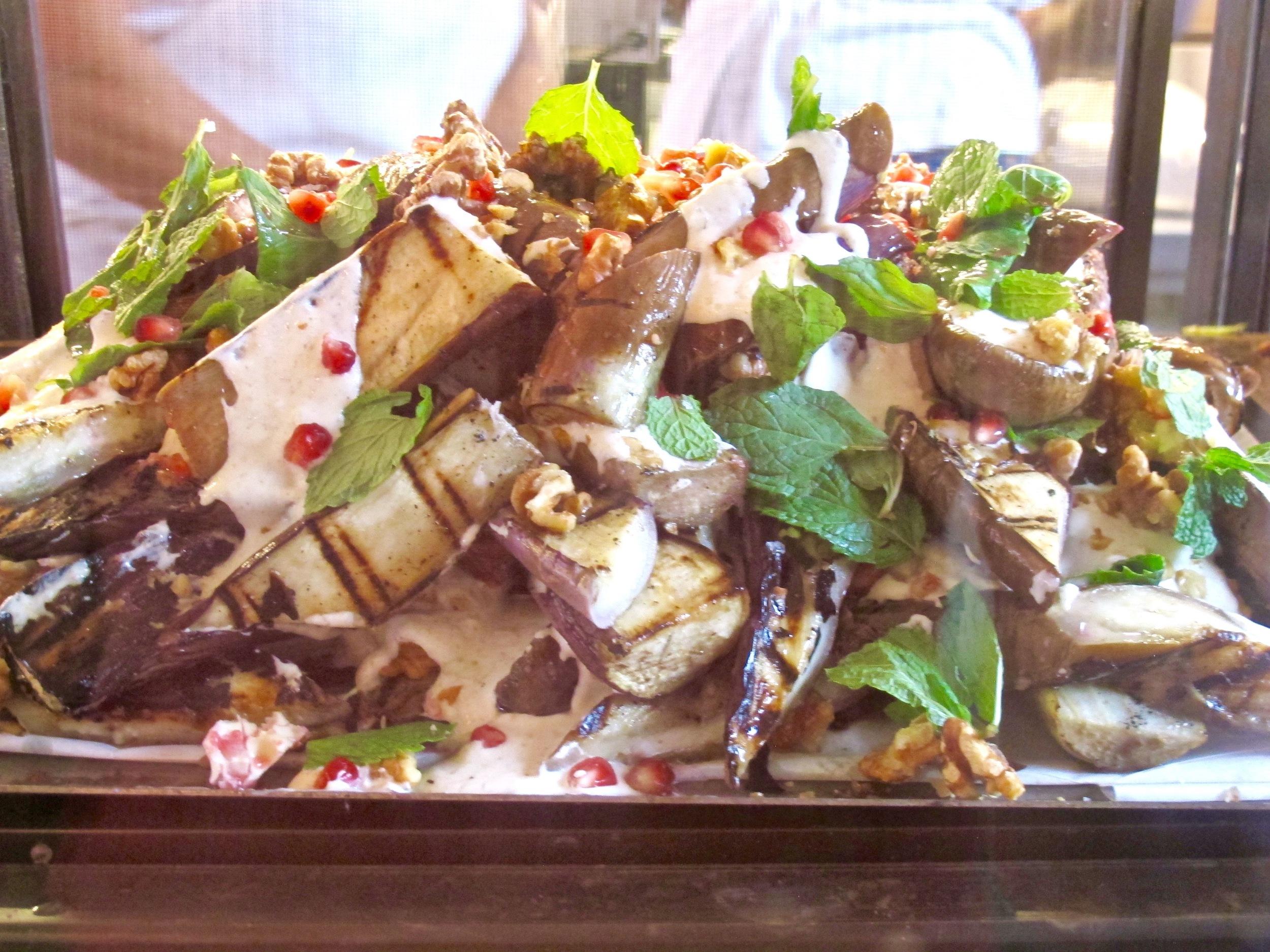 Gjusta salads