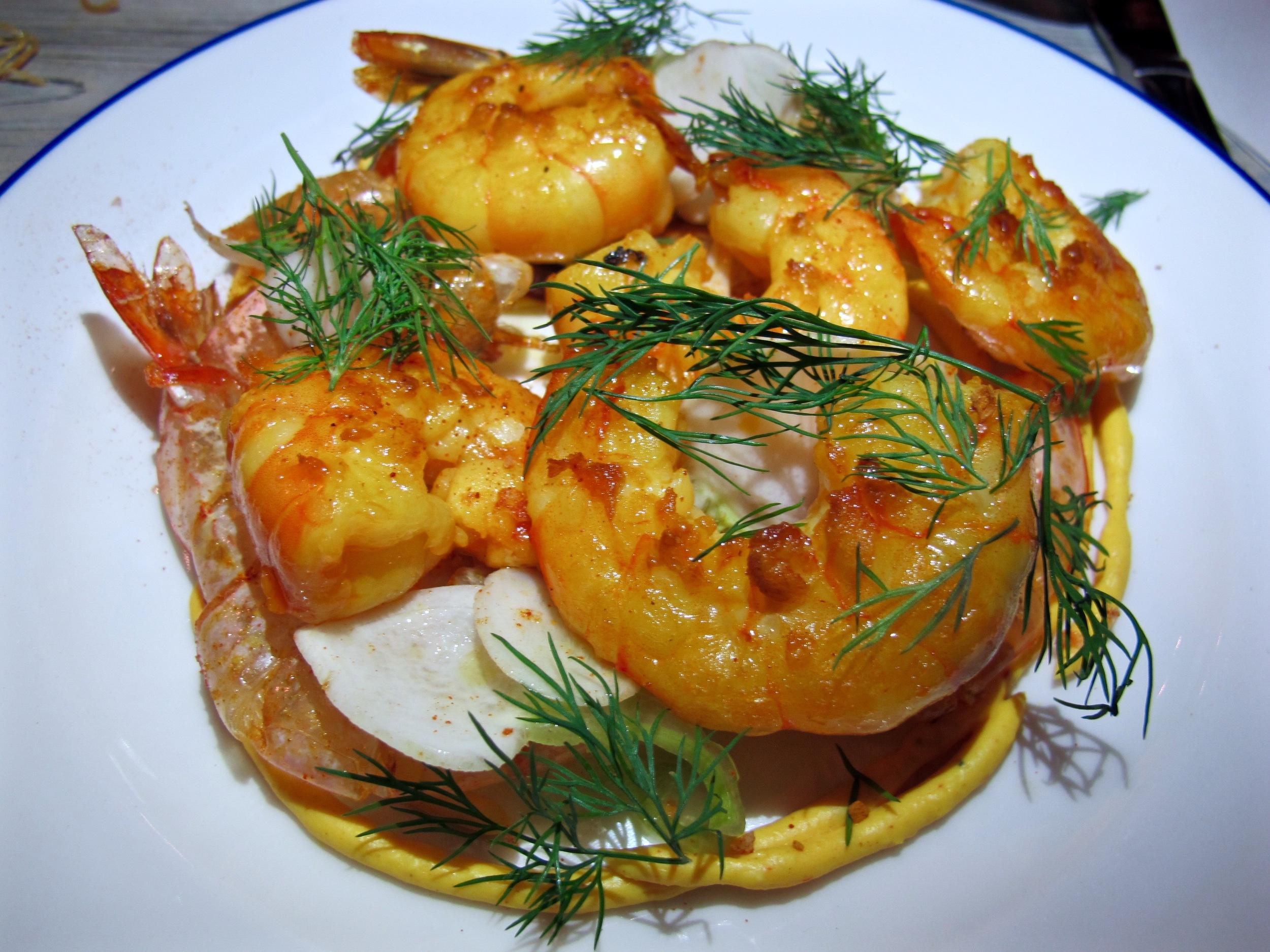 Manolin shrimp