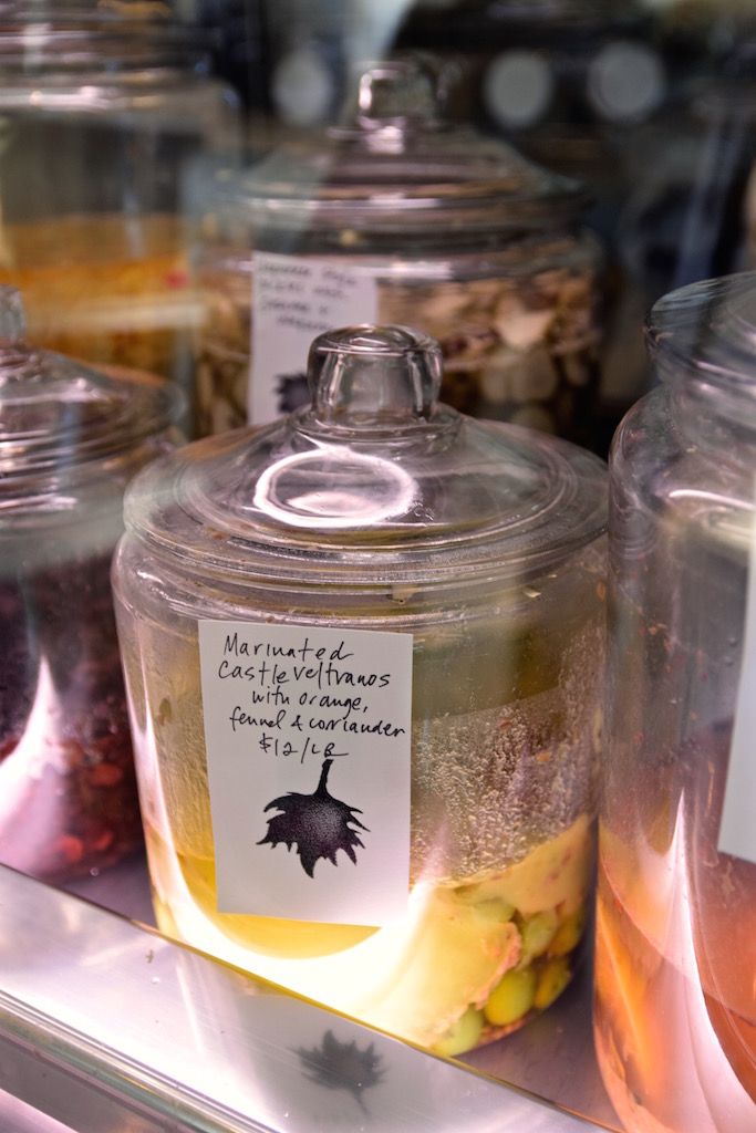 London plane condiments.jpg