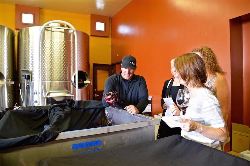 Va Piano winery