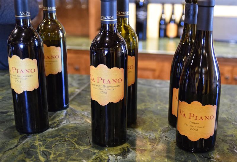Va Piano wines