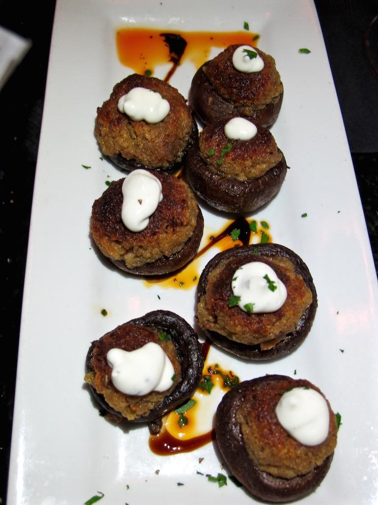 Vineyard Lounge mushrooms