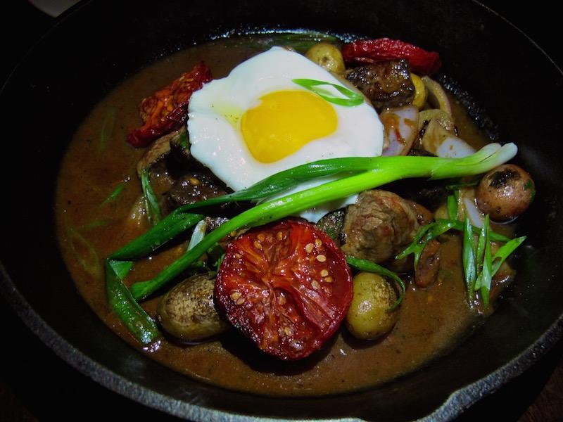Zarate's Once Lomo Salatdo