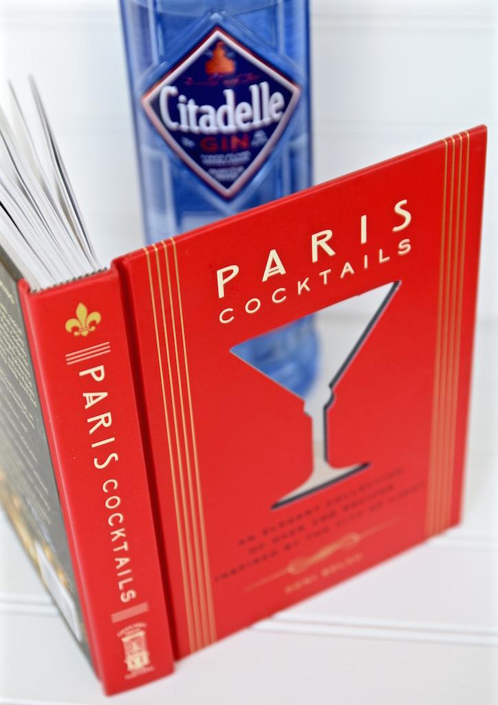 Paris Cocktails and Citadelle Gin