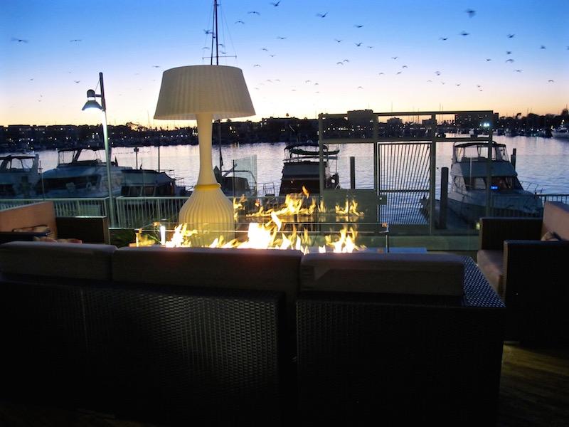 Salt Restaurant Marina Del Rey Tasting Page