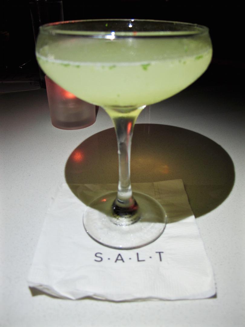 Salt cocktail