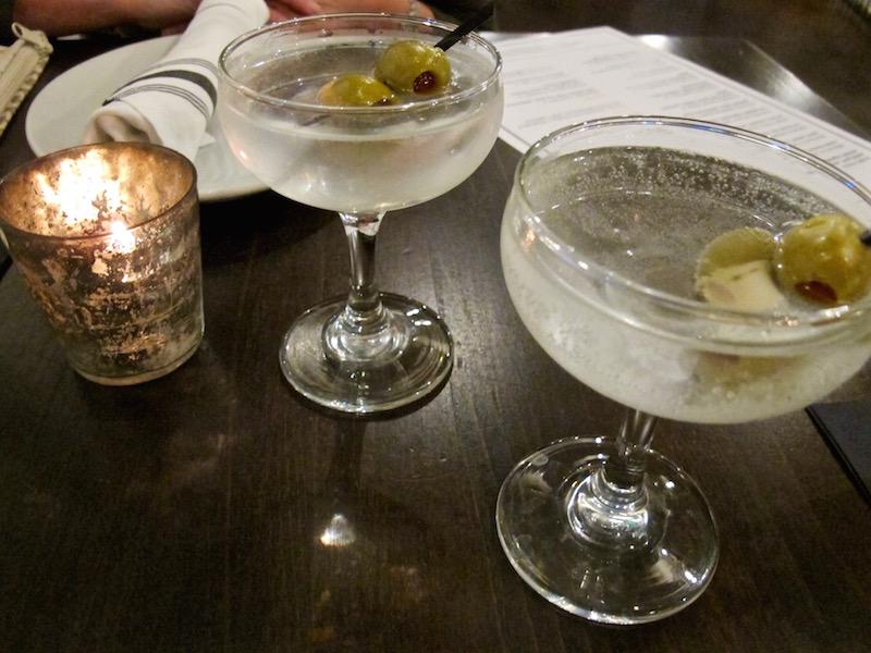Preux and Proper cocktails