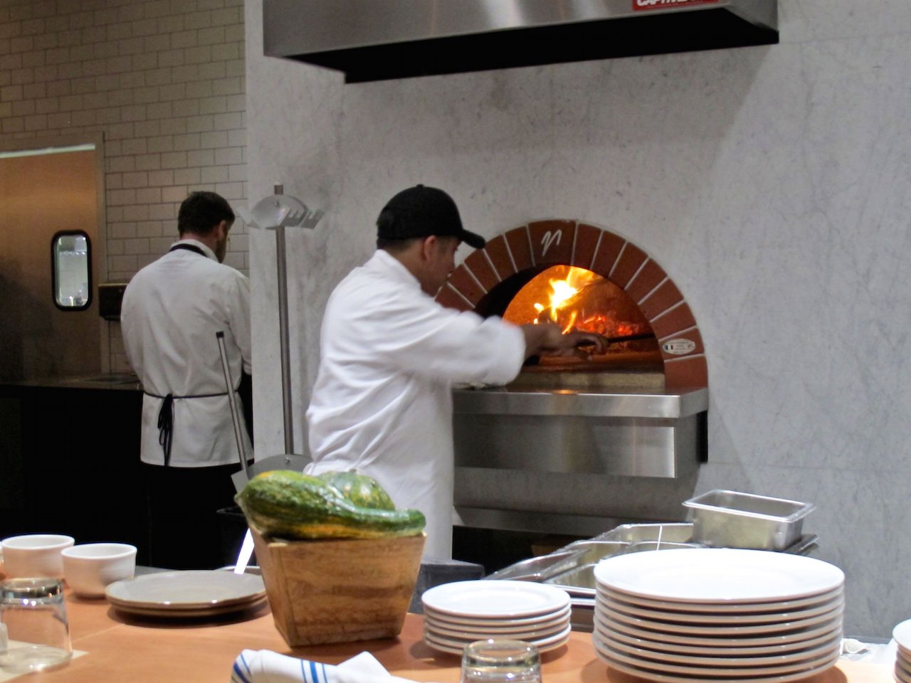 Local Kitchen and Wine Bar Pizza Oven