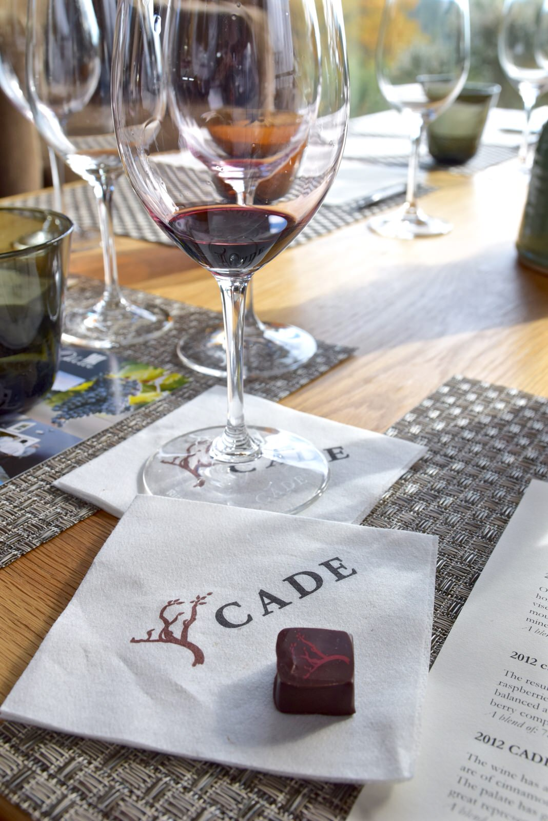 Cade Winery Howell