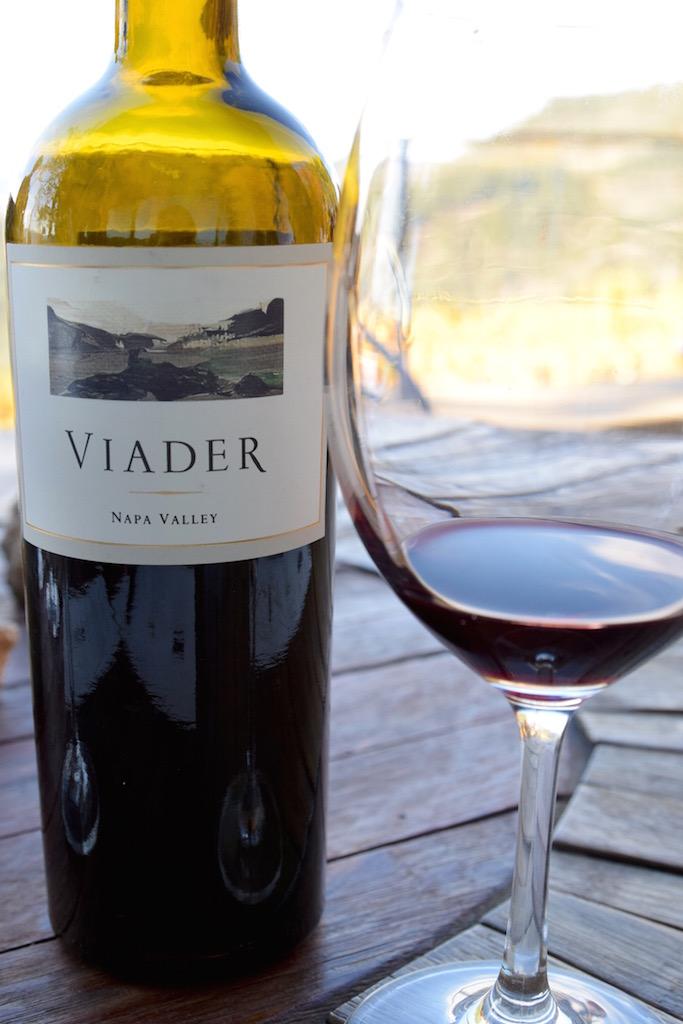 Viader Wine Napa Valley