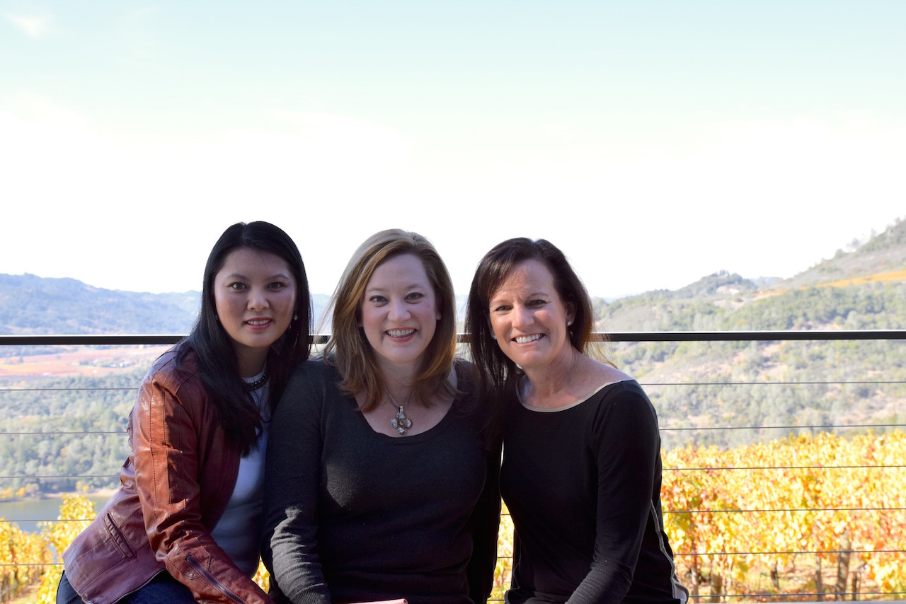 Napa Valley girls weekend