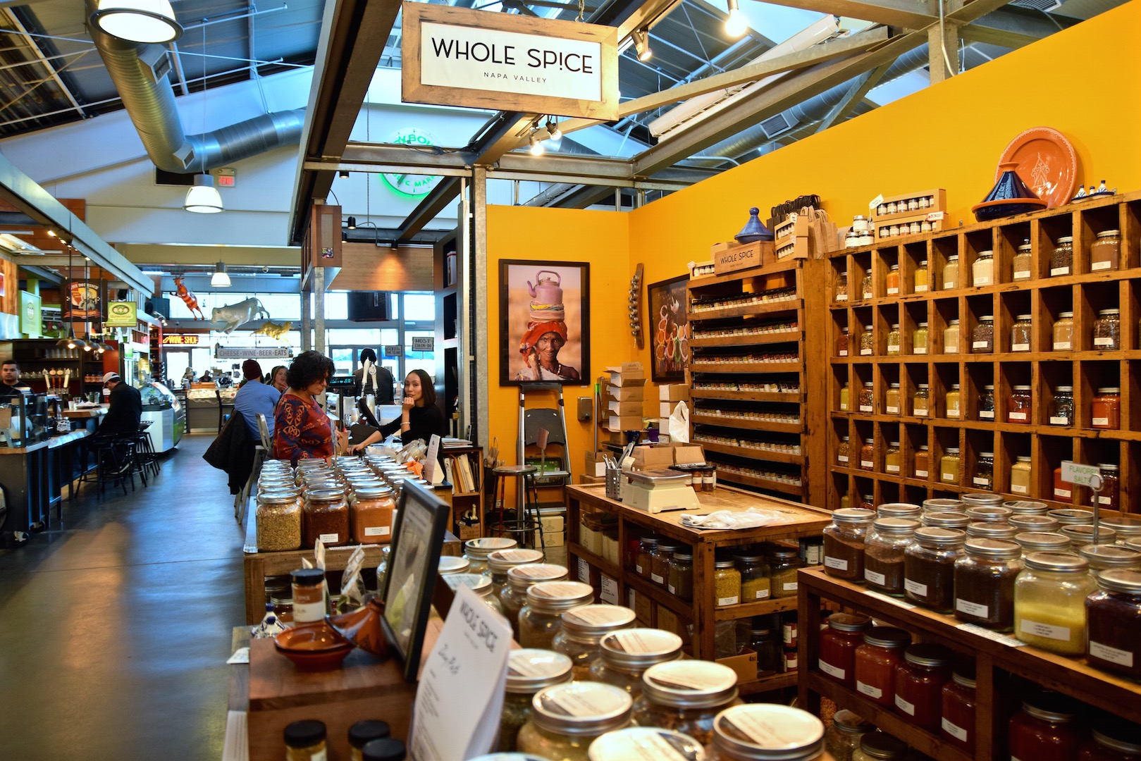Oxbow Market Spices