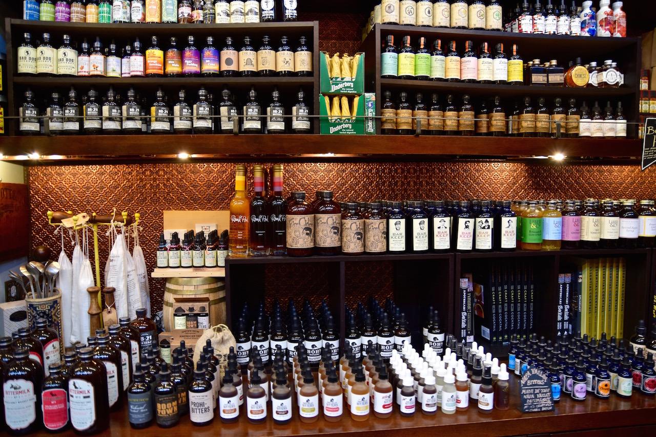 Oxbow Market oils