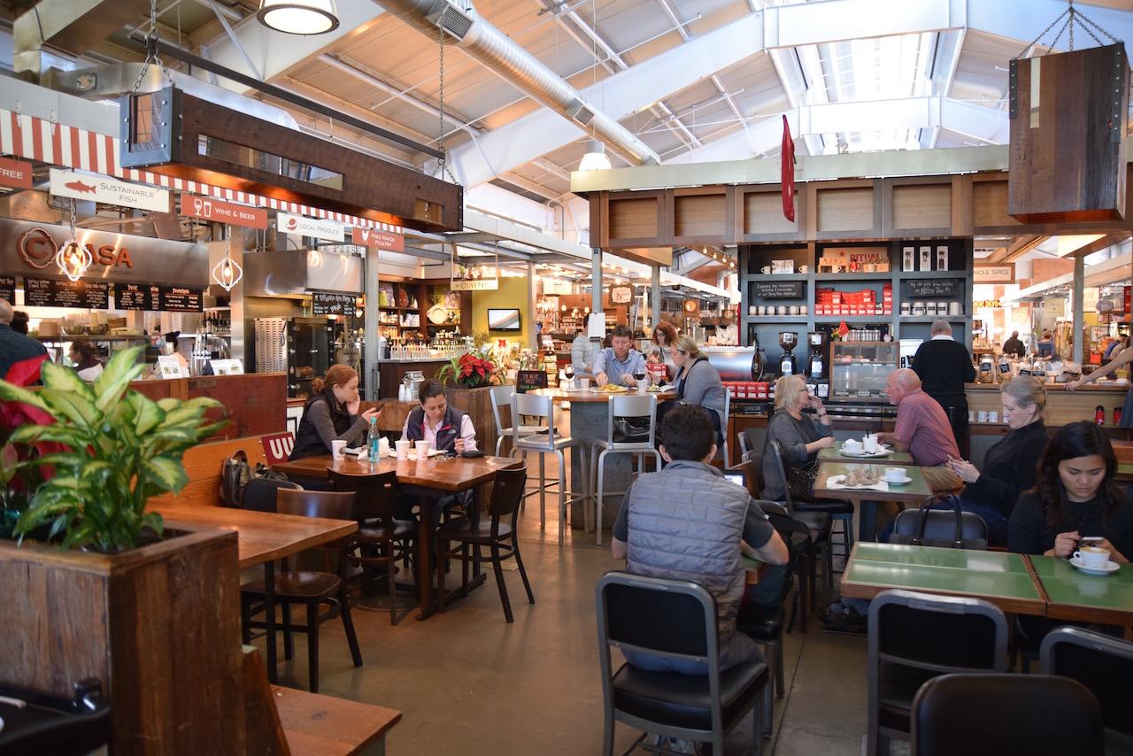 Oxbow Public Market Napa