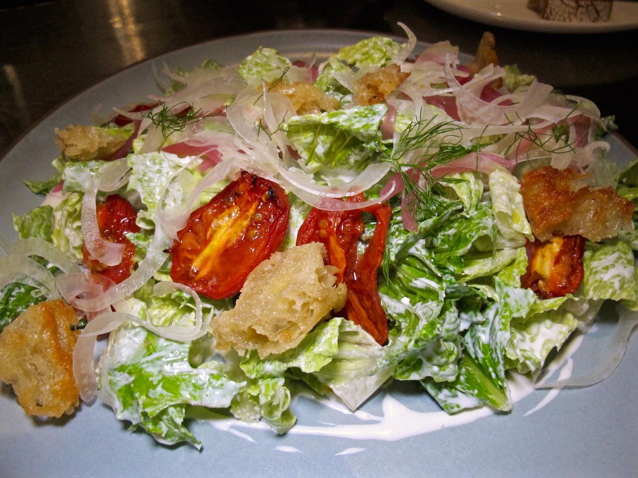Ad Hoc salad