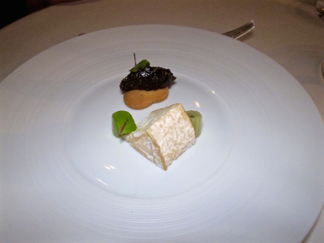 French Laundry cheese