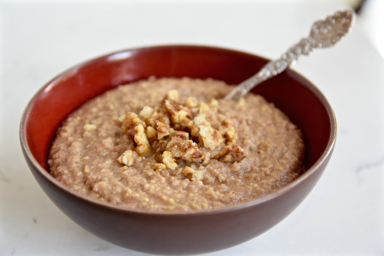 Gluten Free Millet Porridge