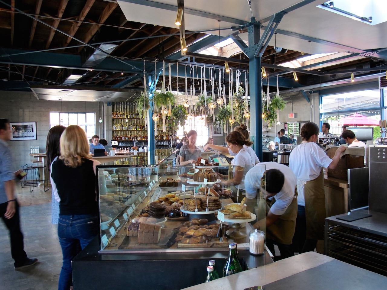 Rose Venice Cafe