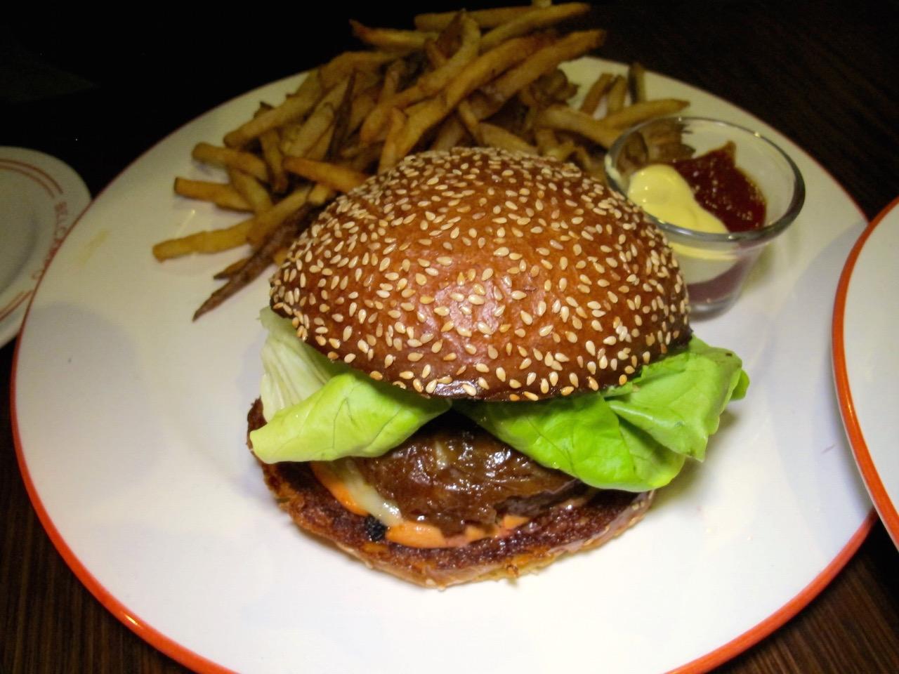 Belcampo Cheeseburger