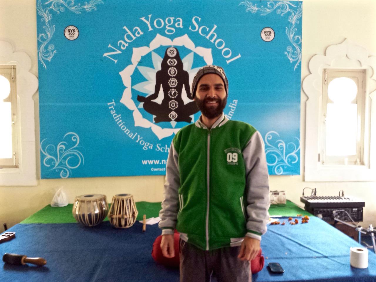 Nada Yoga Rishikesh India