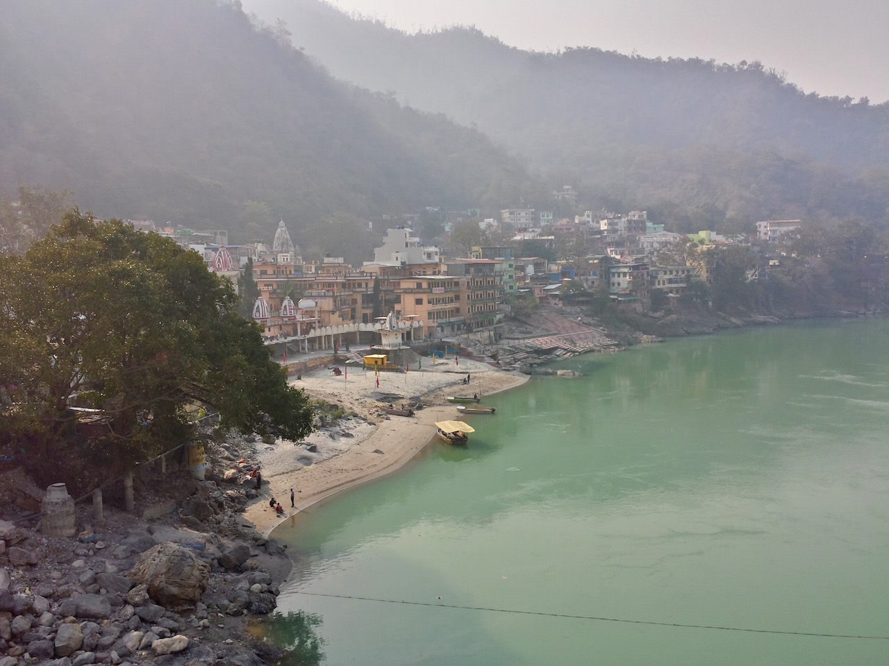 River Ganges Rishikesh India