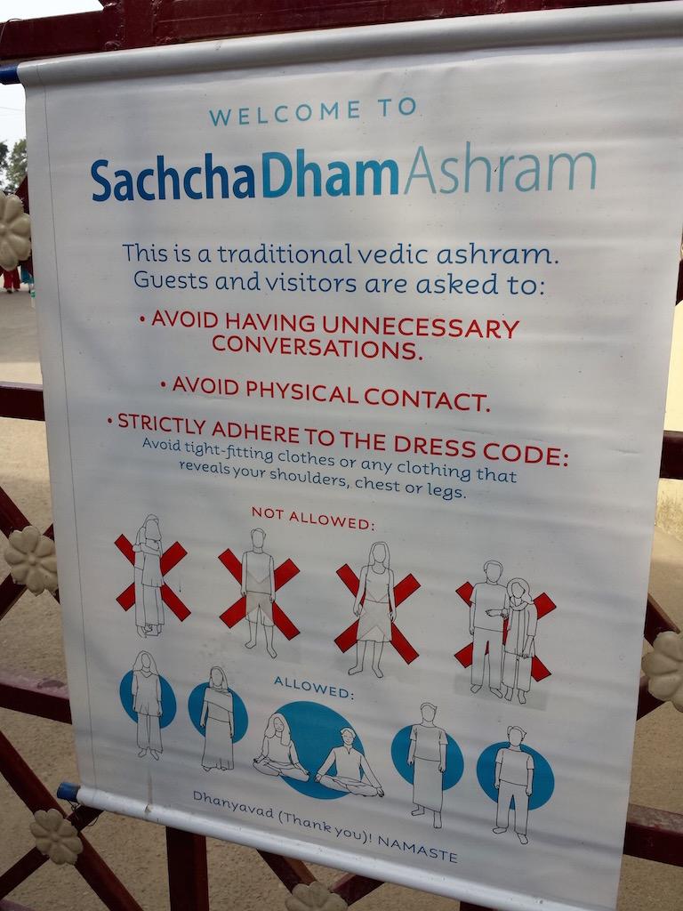 Sachcha Dham Ashram Rishikesh India