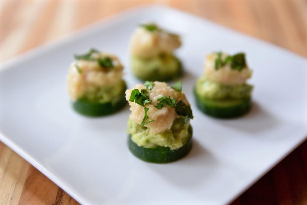 Vegan Artichoke White Bean Dip | TastingPage.com