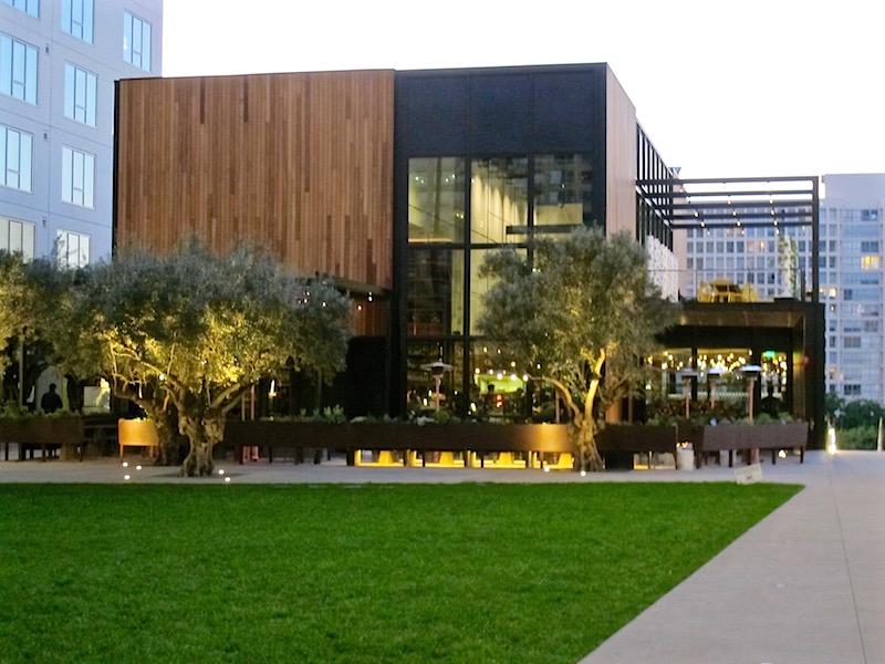 Otium downtown LA