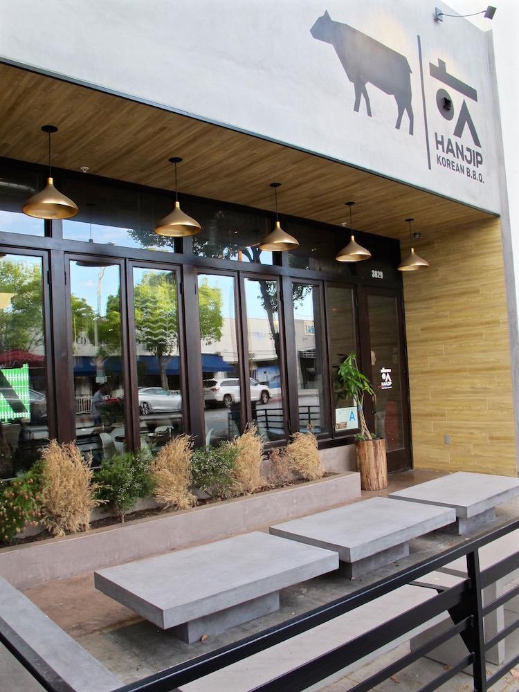 Hanjip Korean BBQ Culver City | TastingPage.com