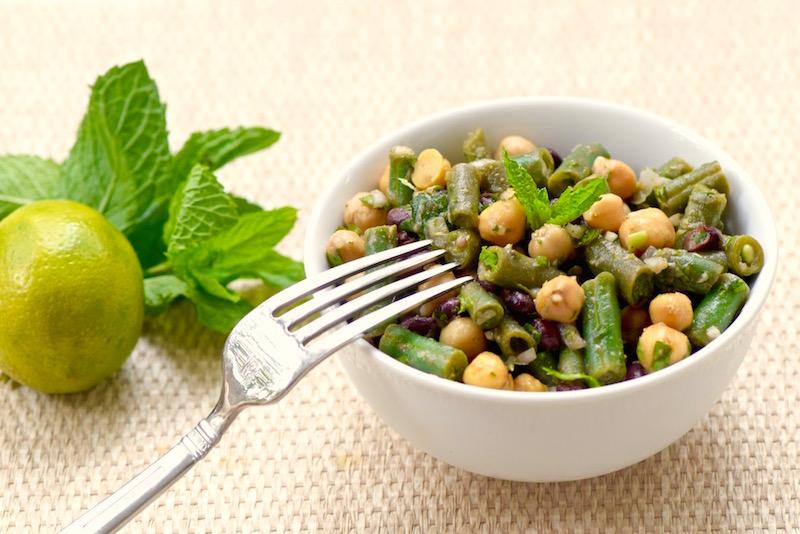 http://www.tastingpage.com/cooking/mexican-three-bean-salad