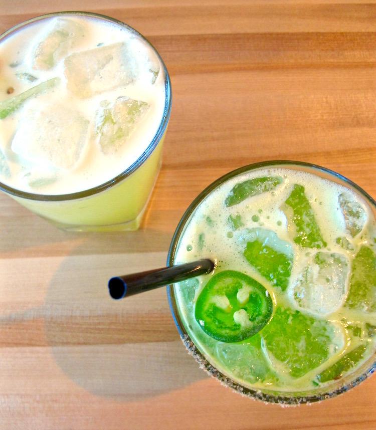 Maradentro cocktails