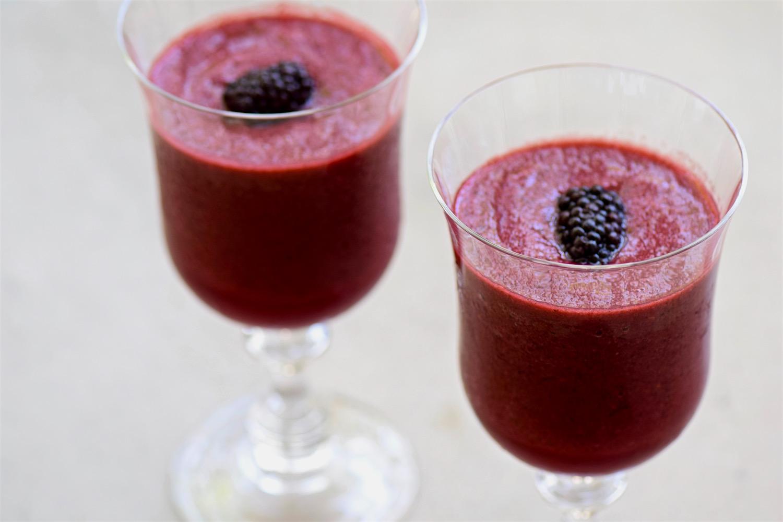 Watermelon Berry Cooler | TastingPage.com