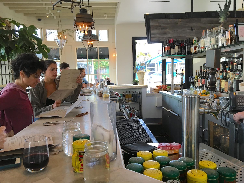 Greenleaf Chopshop bar.JPG