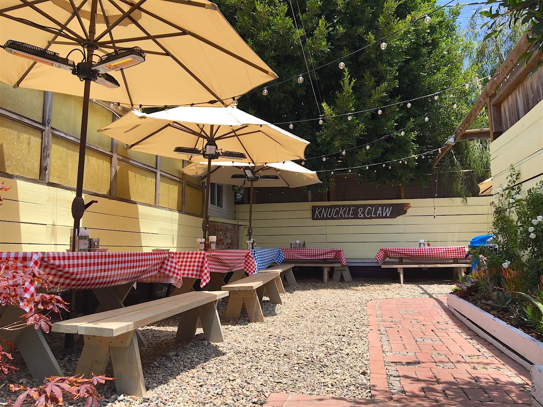 Knuckle and Claw Main St Santa Monica