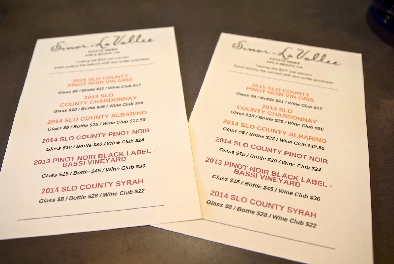 Sinor LaVallee tasting menu.jpg