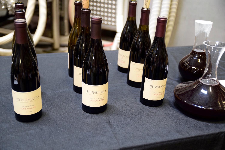 Stephen Ross Pinot Noir