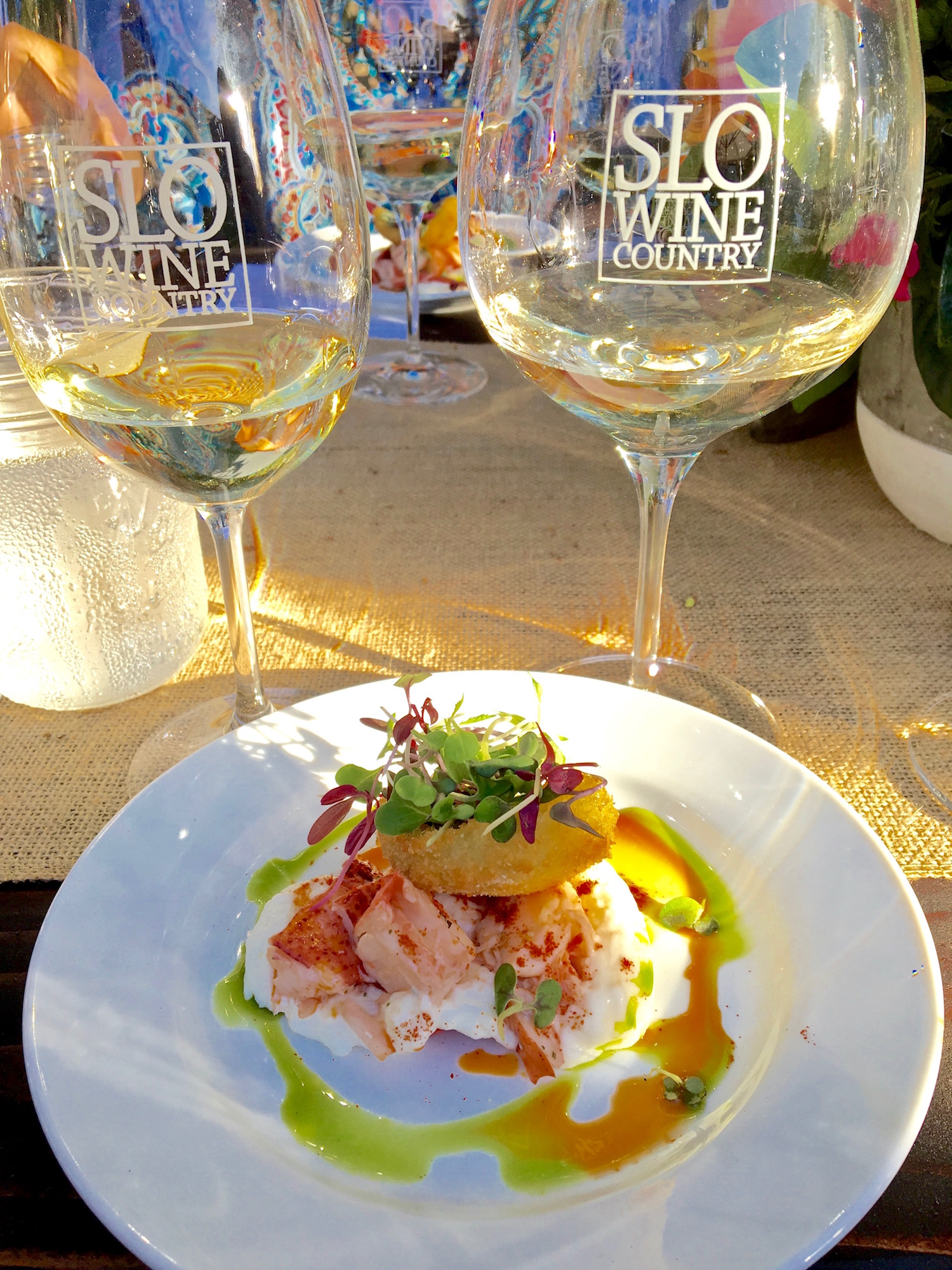 Taste the Coast wine pairing dinner