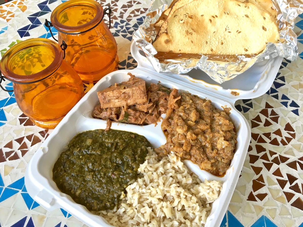 Samosa House Indian Restaurant Santa Monica