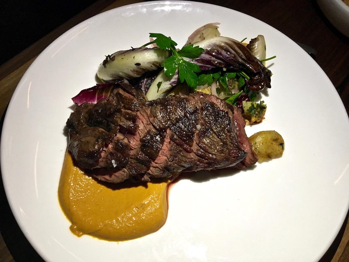 Cannibal hanger steak