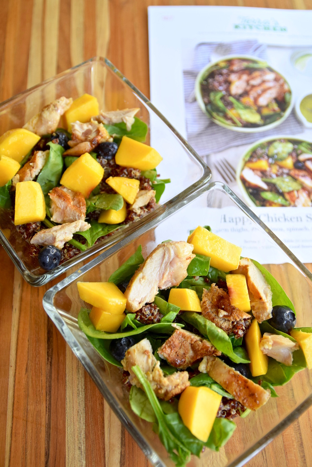 Terra's Kitchen chicken salad