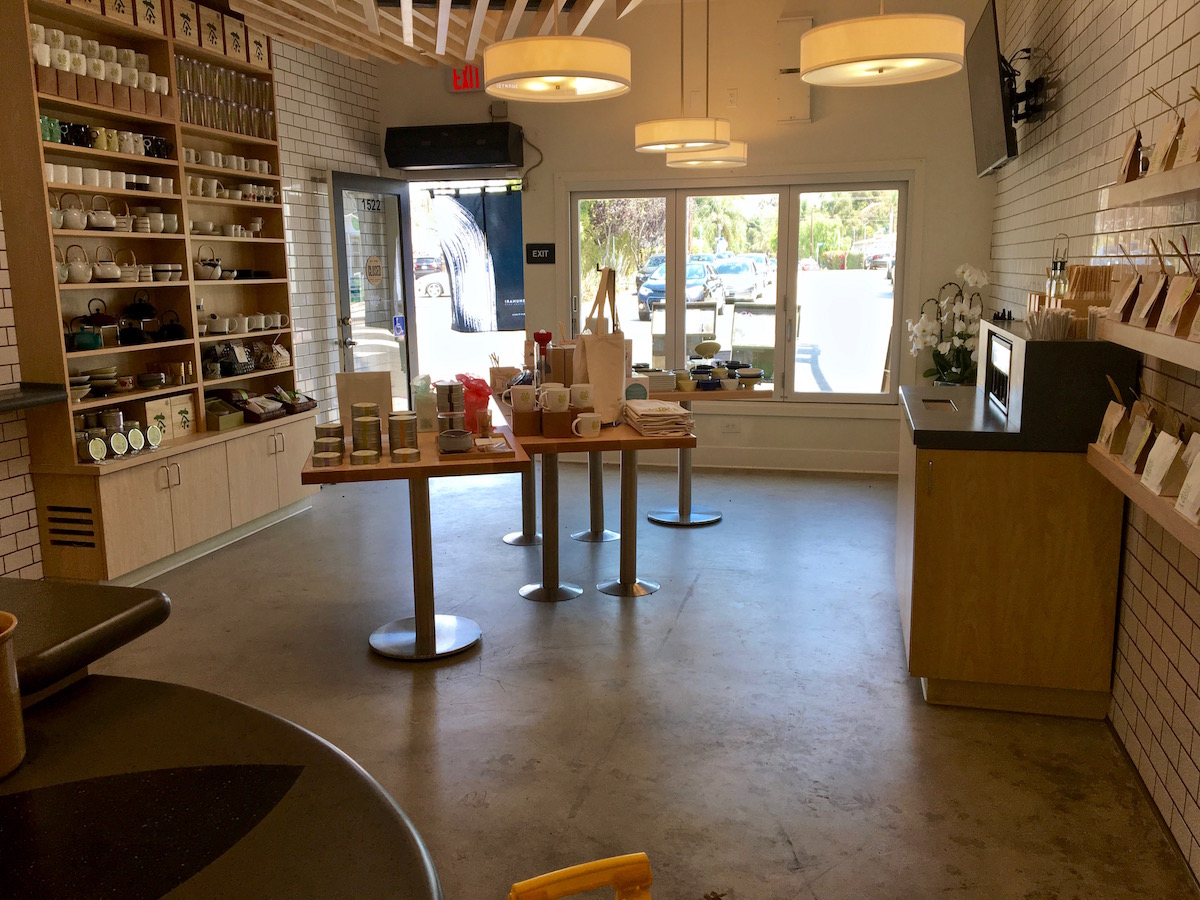 Shuhari Matcha Cafe Abbot Kinney Venice