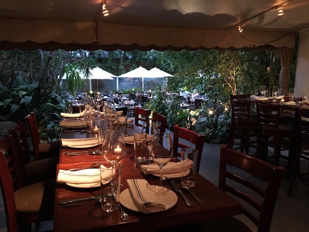 Michael's Restaurant Santa Monica